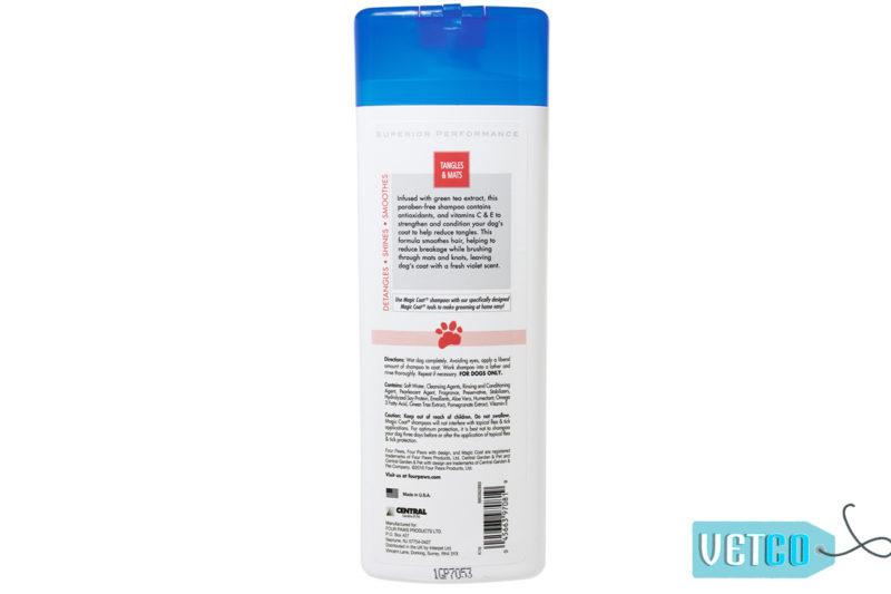 Four Paws Magic Coat Tangles and Mats Dog Shampoo, 473 ml