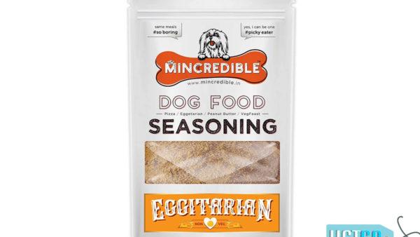 Mincredible Dog Food Seasoning & Topper - Eggitarian