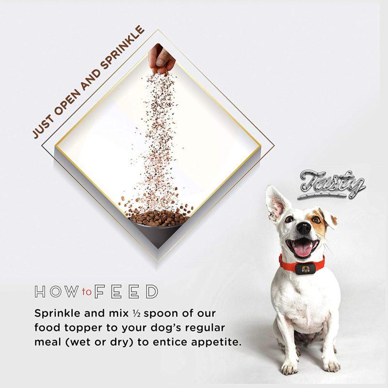 Mincredible Dog Food Seasoning & Topper