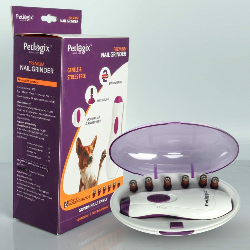 Petlogix Nail Grinder For Dogs & Cats