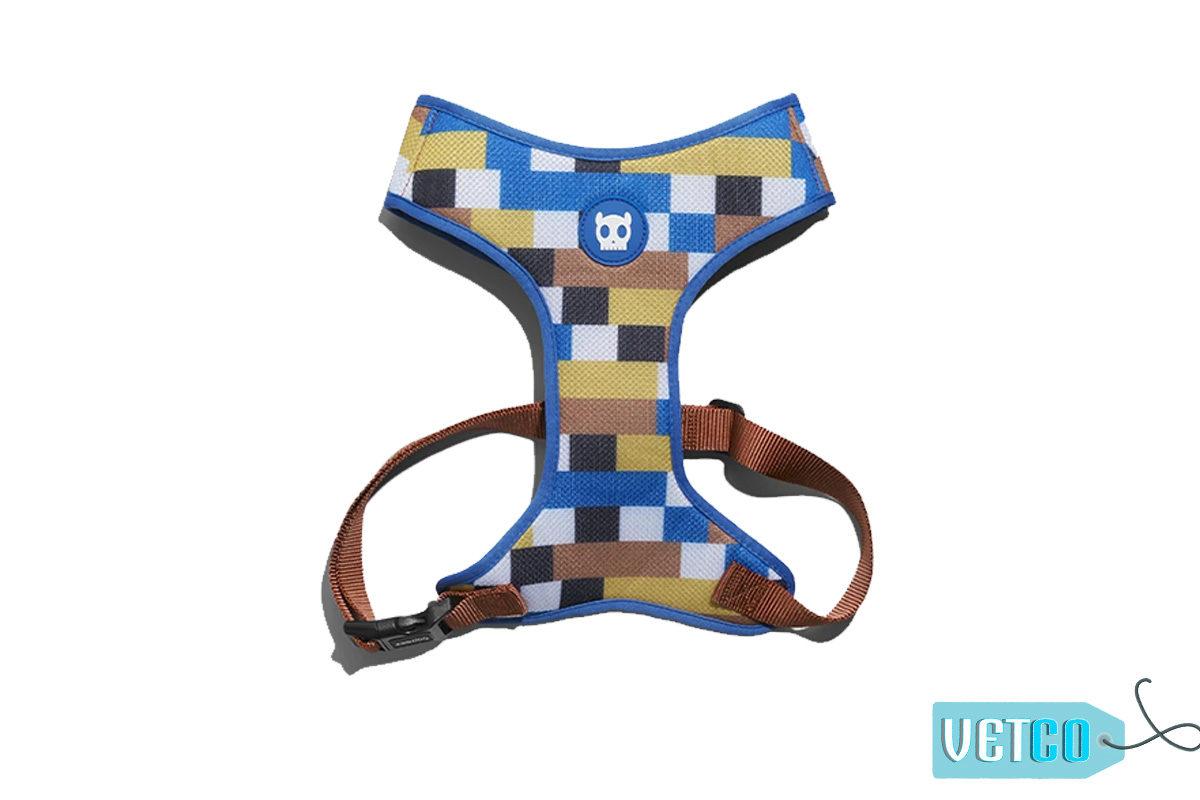 ZeeDog Blocks Air Mesh Plus Dog Harness