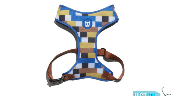 ZeeDog Blocks Air Mesh Plus Dog Harness