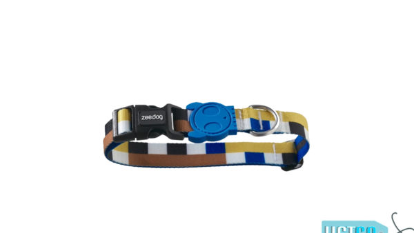 ZeeDog Blocks Dog Collar