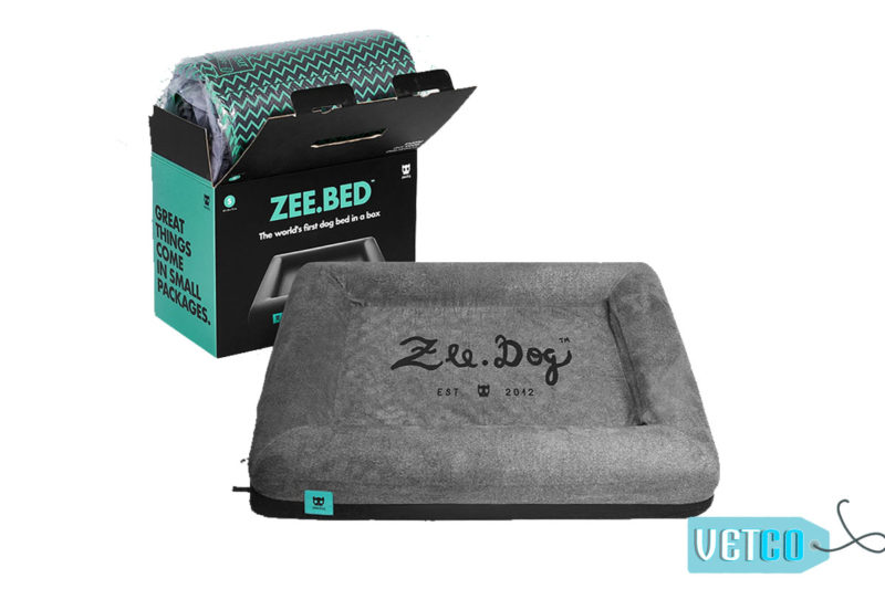 Zee.Dog Memory Foam Orthopaedic Dog Bed