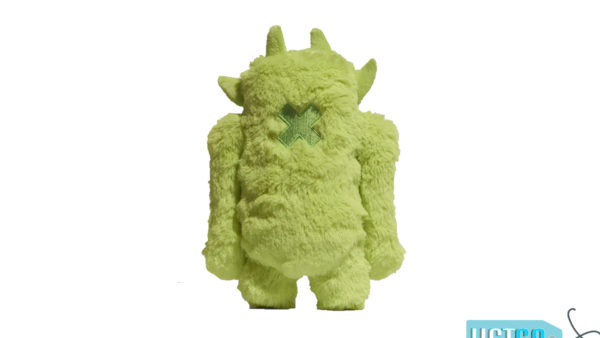 Zee.Dog Monsterz Greg Plush Dog Toy