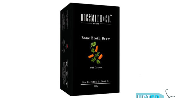 Dogsmith & Co. Bone Broth Brew Dog Biscuits, 300 gms