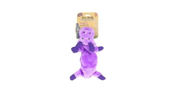 Beco Pets Marty the Moose Stuffing Free Dog Toy