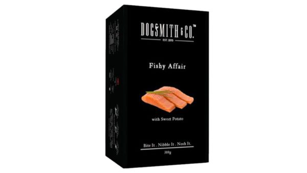 Dogsmith & Co. Fishy Affair Dog Biscuits, 300 gms