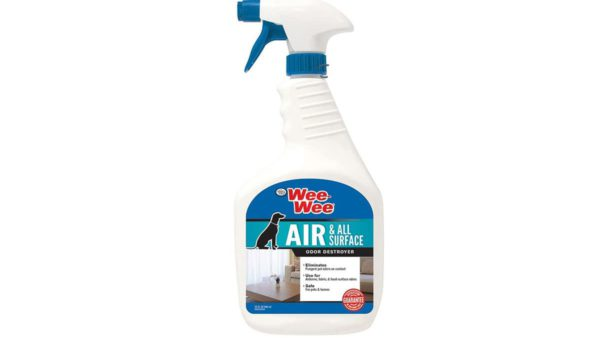 Four Paws Wee-Wee Air & All Surface Odor Destroyer, 946 ml
