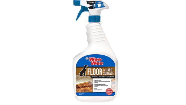 Four Paws Wee-Wee Floor & Hard Surface Stain & Odor Destroyer, 946 ml