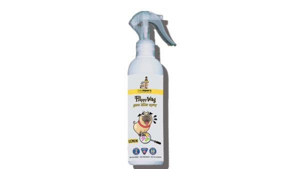 Happy Wag Germ Killer Pet Sanitizer Spray, 250ml