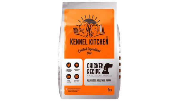 Kennel Kitchen Adult & Puppy Fresh Chicken Dry Dog Food