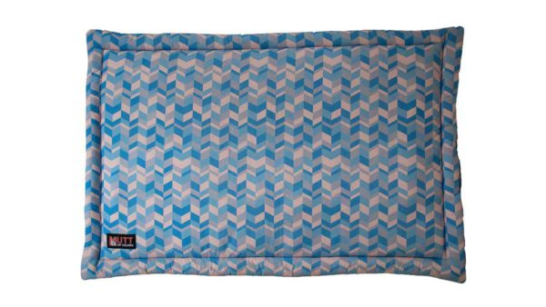 Mutt Ofcourse Light Geometrical Mat for Cats and Dogs