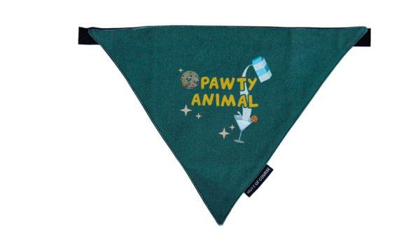 Mutt Ofcourse Pawty Animal Bandana