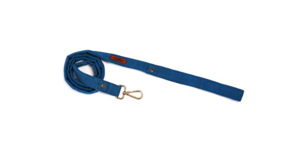 Mutt Ofcourse Water & Dirt Resistant Blueberry Dog Leash