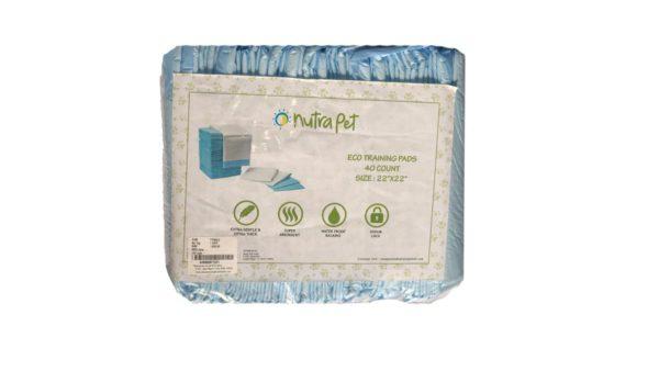 Nutrapet Ultra Absorbent Pet Training Pads, 40 pads