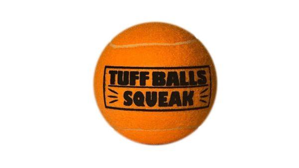 Petsport Giant Tuff Ball Squeak Dog Toy
