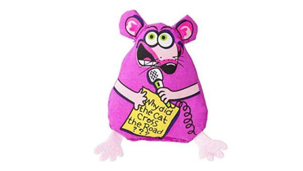 Petstages Madcap Mouse Plush Cat Toy
