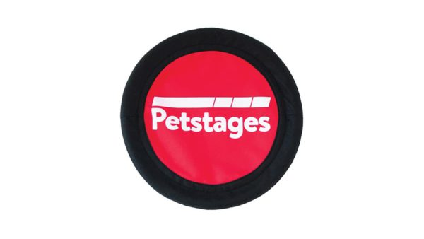 Petstages Soft Fetch Flyer Frisbee Dog Toy