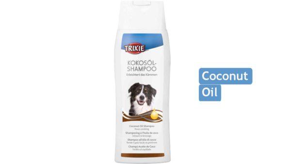 Trixie Coconut Oil Dog Shampoo, 250 ml