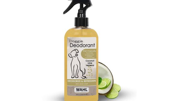Wahl Doggie Deodorant Coconut Lime Verbena Spray, 237 ml