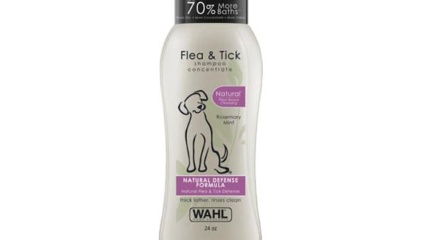 Wahl Flea & Tick Dog Shampoo