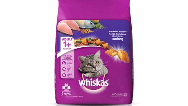 Whiskas Junior Mackerel Flavour Kitten Dry Food