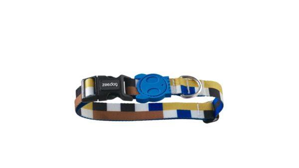 Zee.Dog Blocks Dog Collar