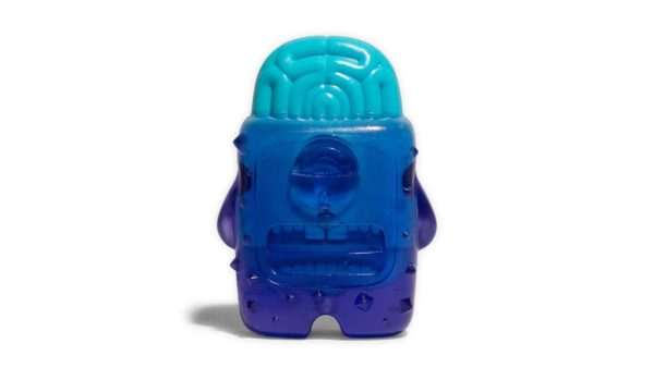 Zee.Dog Brain Freeze Dog Toy