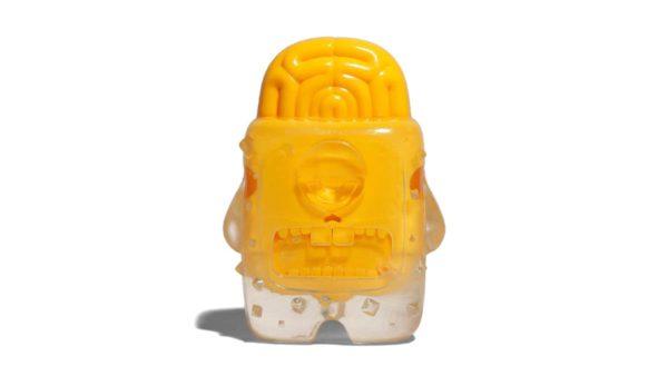 Zee.Dog Brain Fried Dog Toy