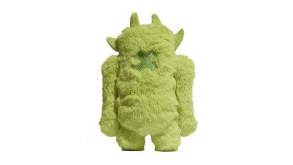 Zee.Dog Monsterz Greg Plush Dog Toy