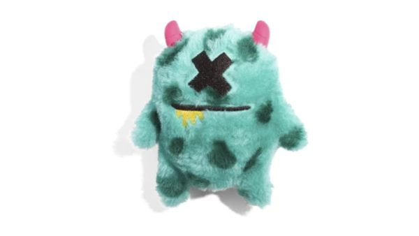 Zee.Dog Mr. X Plush Tough Dog Toy