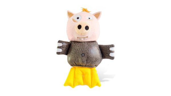 Zee.Dog Porkdufant Dog Toy