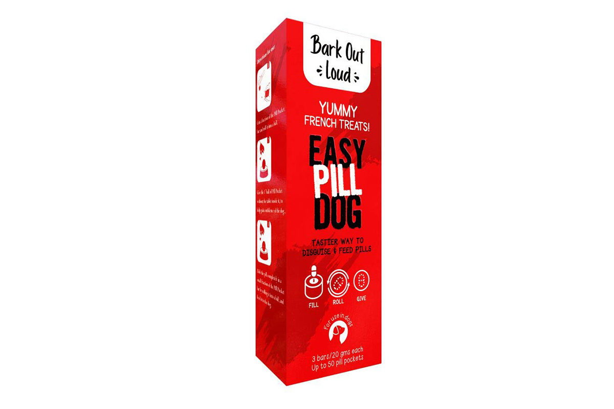 Bark Out Loud Easy Pill / Pill Pocket For Cats, 30 gms