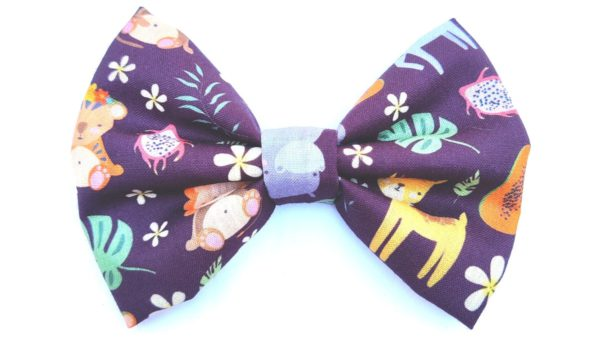Hazel&Co The Bagheera Bowtie for Dogs