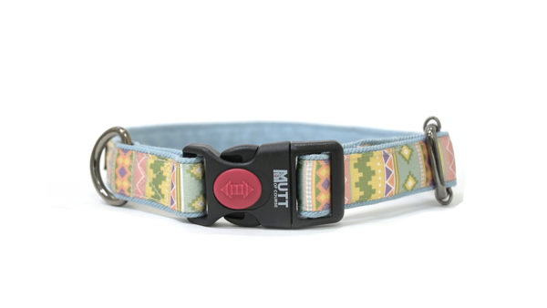 Mutt Ofcourse Aztec Dog Collar