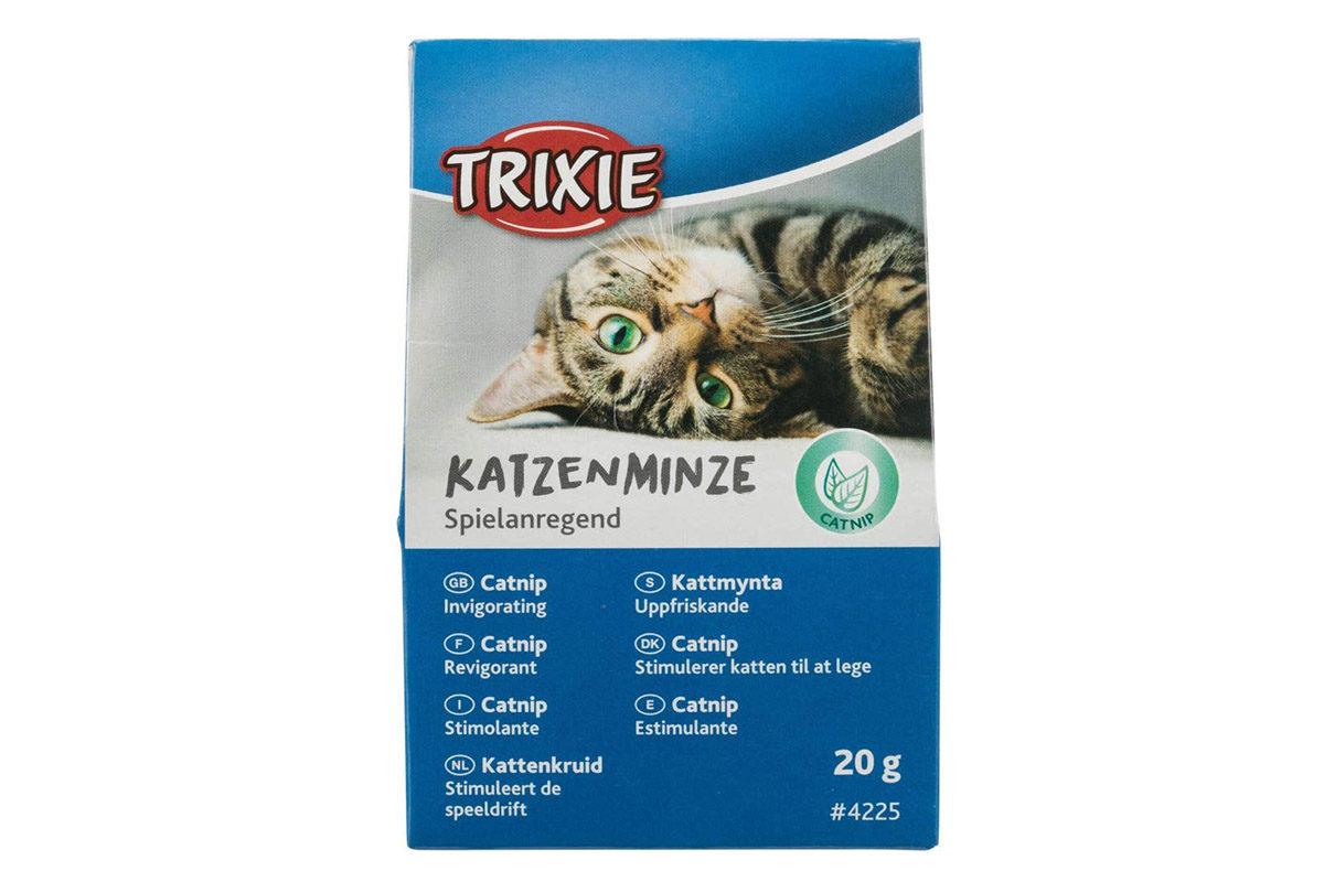 Trixie Premium Catnip Herbal Mix, 20 gms (Pack of 2)