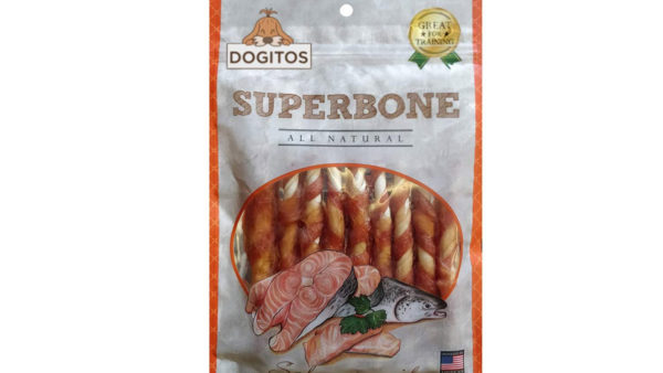 Petaholic Superbone Chicken Stick with Salmon Oil Dog Treat, 185 gms