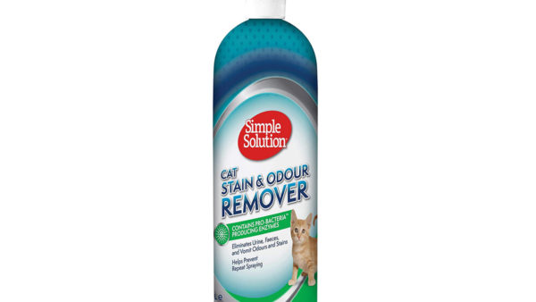 Simple Solution Cat Extreme Stain & Odor Remover, 1000 ml